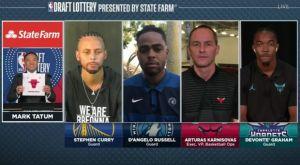 2020 NBA Draft: Στους Τίμπεργουλβς η πρώτη επιλογή, στους Γουόριορς η δεύτερη