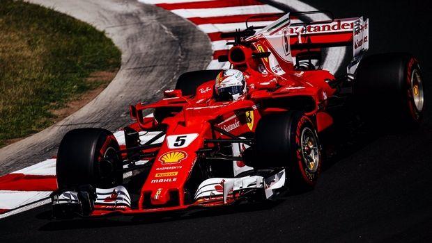 GP Ουγγαρίας (FP3): Άπιαστες οι Ferrari!