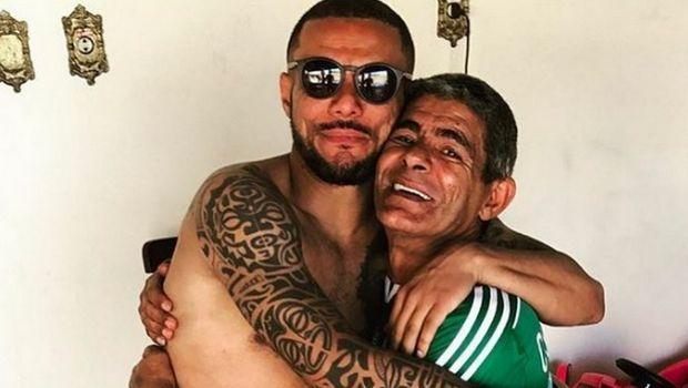 Η συγκινητική φωτογραφία του Κλέιτον με τον πατέρα του