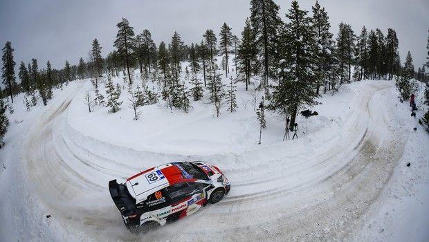 2021 FIA World Rally Championship / Round 02 / Arctic Rally Finland / 26-28 February, 2021 // Worldwide Copyright: Toyota Gazoo Racing WRT