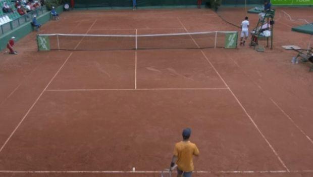 Τένις: Ο Ολιβέιρα αποσύρθηκε λόγω τραυματισμού και 2,5 ώρες αργότερα έπαιξε διπλό!