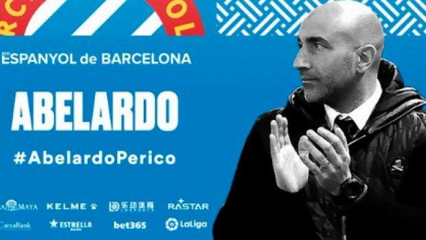 Εσπανιόλ: Ο Αμπελάρδο ανέλαβε ως το φινάλε της σεζόν