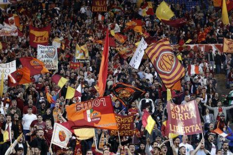"""Η εντυπωσιακή ατμόσφαιρα στο """"Ολίμπικο"""" από την κάμερα του Sport24.gr"""