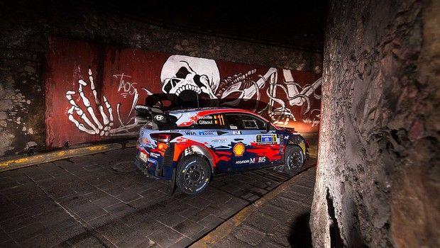 WRC: Στον αέρα ακόμα τρεις αγώνες