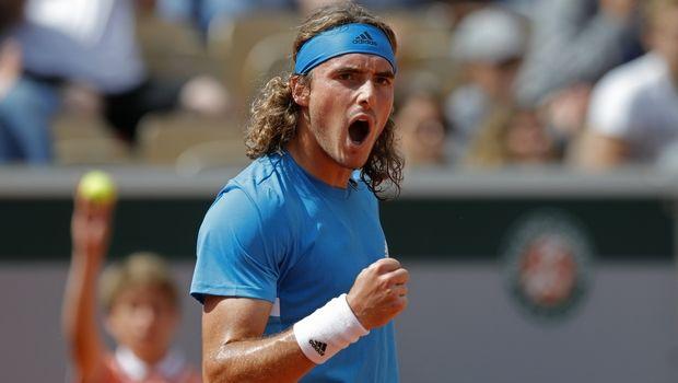 Roland Garros: Για πρώτη φορά στον 3ο γύρο ο Τσιτσιπάς
