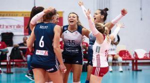 Volley League γυναικών: Πέρασε και από τη Νάξο ο Ολυμπιακός