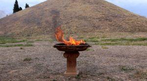 Ανάβει η φλόγα του μαραθωνίου