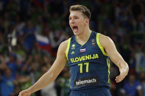 Με Ντόντσιτς η προεπιλογή της Σλοβενίας