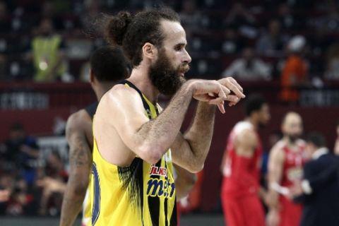 EuroLeague: Υποψήφιος για την ομάδα της 10ετίας ο Ντατόμε