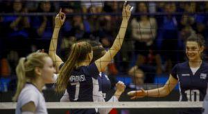 """Eurovolley γυναικών: Πρώτος """"τελικός"""" πρόκρισης με την Γαλλία για την Εθνική"""