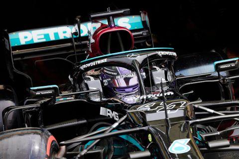 2021 French Grand Prix, Saturday - Steve Etherington