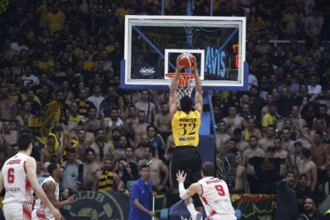 Τα καλύτερα καρφώματα του Basketball Champions League
