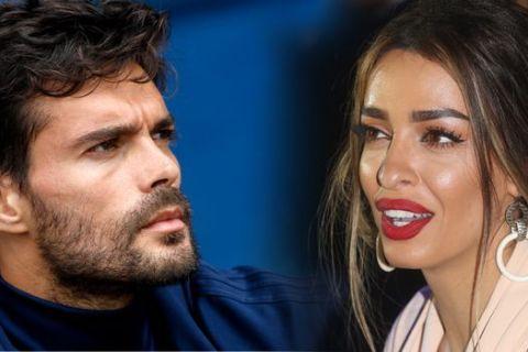 Αλμπέρτο Μποτία - Ελένη Φουρέιρα: Το χρονικό της σχέσης τους