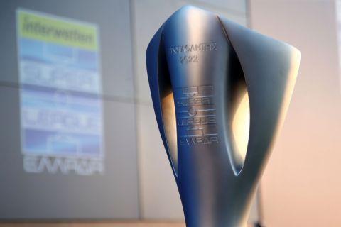Το τρόπαιο της Super League Interwetten 2021-2022