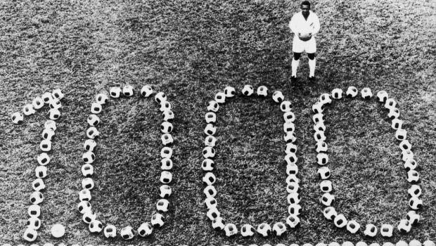 Η μέρα που ο Πελέ ισχυρίστηκε ότι έφτασε τα 1000 γκολ