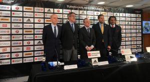 """Η Euroleague υπέγραψε την """"Αρχή των Αθηνών""""!"""