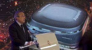 """Ρεάλ Μαδρίτης: Ο Πέρεθ παρουσίασε το """"νέο Μπερναμπέου"""""""