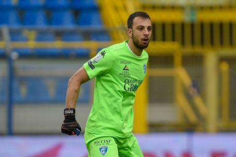 Ο 30χρονος Ιταλός τερματοφύλακας, Αλμπέρτο Μπρινιόλι