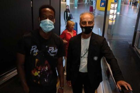 Ο Καμάου με τον Τσινό στην Ολλανδία για τον ΟΦΗ