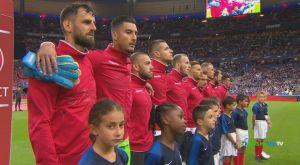 Οι Γάλλοι μπέρδεψαν τον ύμνο της Αλβανίας!
