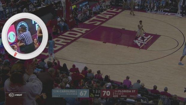 Διαιτητής στο NCAA γύρισε την πλάτη του σε παίκτη που του διαμαρτυρήθηκε!
