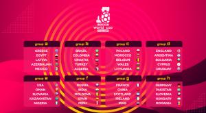 Με Μεξικό η Ελλάδα στην πρεμιέρα του Μουντιάλ μίνι ποδοσφαίρου