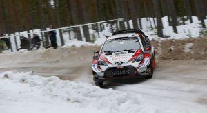 WRC: Μεγάλη μάχη στα χιόνια της Σουηδίας