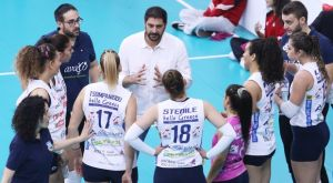 Volleyleague γυναικών: Στην κορυφή ο Πανναξιακός, μεγάλο διπλό ο ΑΟ Θήρας