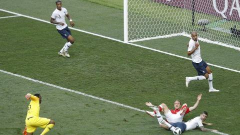Δανία και Γαλλία έφεραν το πρώτο 0-0 στο Παγκόσμιο Κύπελλο