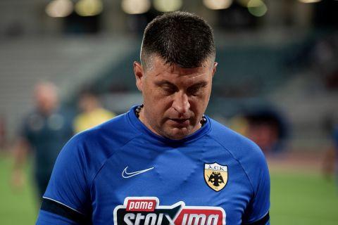 Σκεπτικός ο προπονητής της ΑΕΚ, Βλάνταν Μιλόγεβιτς
