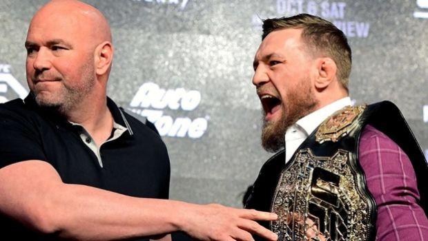 Οι πέντε πιο συναρπαστικές συνεντεύξεις του McGregor στο οκτάγωνο