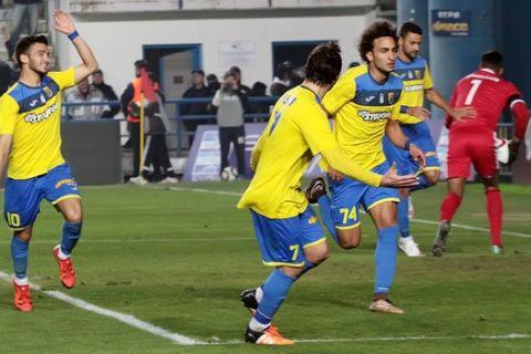 Φαραώ ο Ουάρντα στο Αγρίνιο, 2-0 ο Παναιτωλικός τον Ηρακλή
