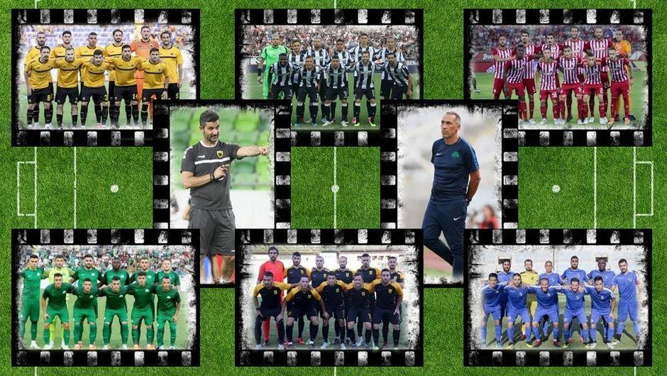 Η Super League 2018/19 στη σέντρα: Ο οδηγός του Sport24.gr