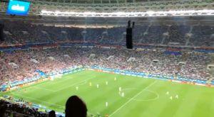 Η Αγγλία έκανε τη σέντρα ενώ οι Κροάτες πανηγύριζαν το 2-1!