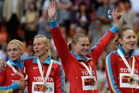 Ρωσική επικράτηση στα μετάλλια