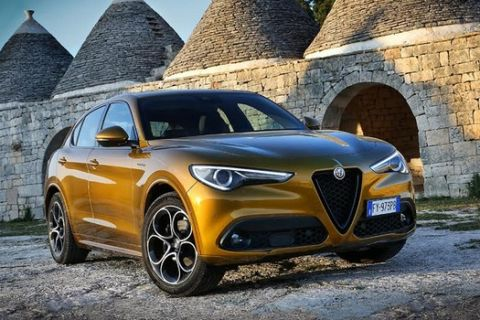 Με περισσότερο εξοπλισμό οι Alfa Romeo Giulia και Stelvio