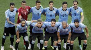 Χωρίς κάρτα η Ουρουγουάη για δεύτερο σερί ματς