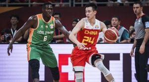Ακτή Ελεφαντοστού – Κίνα 55-70: Νίκησαν με 1/10 τρίποντα οι διοργανωτές
