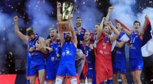 Eurovolley: Πρωταθλήτρια Ευρώπης η Σερβία, 3-1 την Σλοβενία