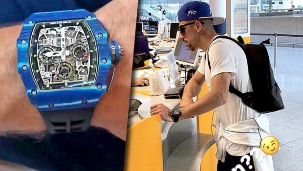 Το ρολόι του Ριμπερί κοστίζει όσο ένα διαμέρισμα!