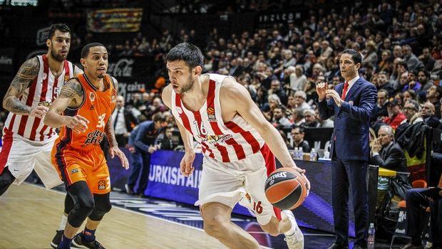 Με Παπανικολάου η ανασκόπηση της EuroLeague