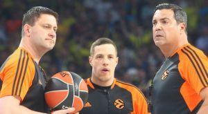 Ολυμπιακός – Παναθηναϊκός: Οι διαιτητές του ντέρμπι στο ΣΕΦ