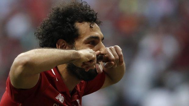 Τότεναμ - Λίβερπουλ: Το γκολ του Σαλάχ από την εξέδρα