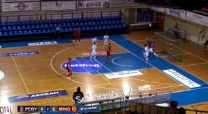 Futsal: Οι καλύτερες αποκρούσεις της σεζόν και οι… από μηχανής Θεοί