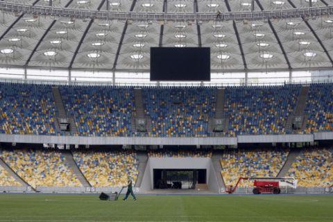 Η Ρεάλ επέστρεψε 1.000 εισιτήρια στην UEFA