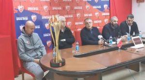 Ερυθρός Αστέρας: Νέος προπονητής του ο Ντράγκαν Σάκοτα
