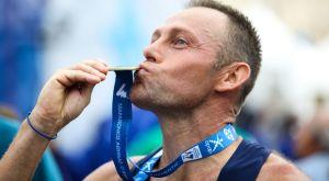 A.M.A.: Ο Στέφανο Μπαλντίνι έτρεξε ξανά στον Μαραθώνιο της Αθήνας