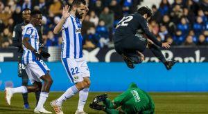 La Liga: Η Λεβάντε βύθισε τη Λεγκανές του Σιόβα