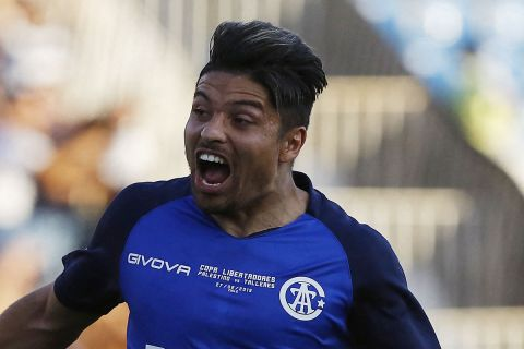 Ο Σεμπαστιάν Παλάσιος που θα παίζει στον Παναθηναϊκό τη νέα σεζόν
