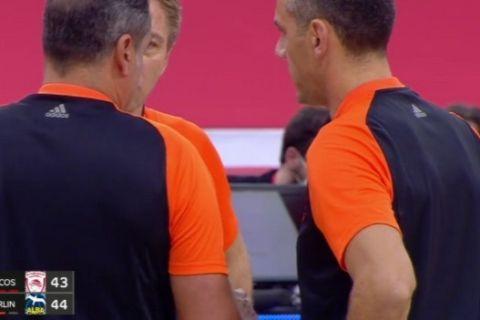 """Η γκάφα της Άλμπα που """"έδωσε"""" στον Ολυμπιακό το momentum"""